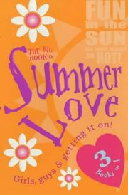 Cover of: The Big Book of Summer Love by Random House