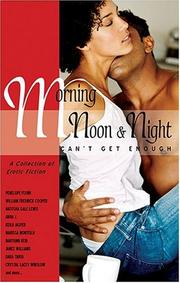 Cover of: Morning, Noon & Night | Nancy Flowers