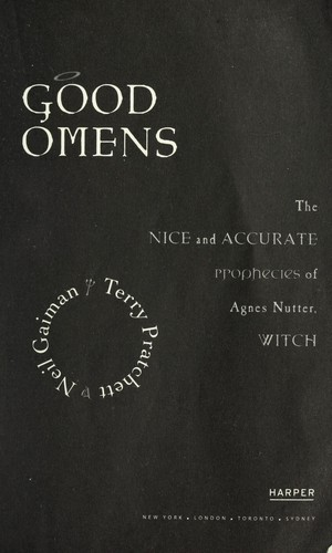 Good omens | Open Library