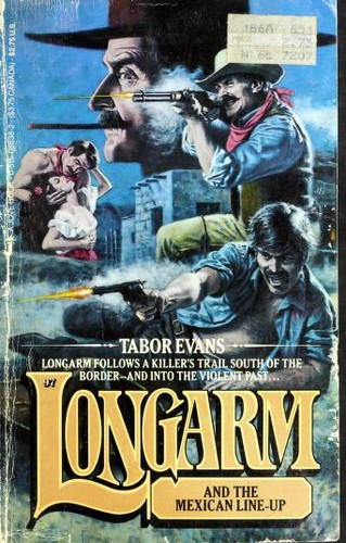 Longarm 097 by Tabor Evans