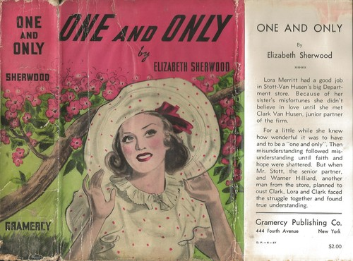 One and only by Elizabeth Sherwood