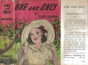 Cover of: One and only | Elizabeth Sherwood