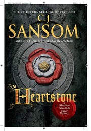Cover of: Heartstone | C. J. Sansom