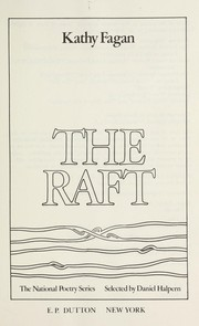 Cover of: The raft by Kathy Fagan