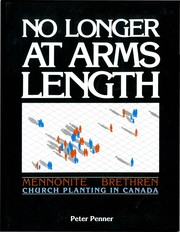 Cover of: No Longer at Arms Length | Peter Penner
