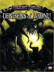 Cover of: Denizens of Avadnu by Various