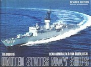 Cover of: The book of United States Navy ships | M. D. Van Orden