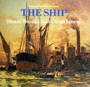 Cover of: Steam tramps and cargo liners, 1850-1950 by Robin Craig