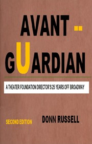 Cover of: Avant Guardian | Donn Russell