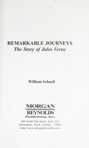 Cover of: Remarkable Journeys [electronic resource]: The Story of Jules Verne |