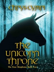 Cover of: The Unicorn Throne by Chrys Cymri