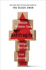 Cover of: Antifragile | Nassim Taleb