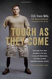 Cover of: Tough as They Come | SSG Travis Mills