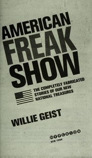 Cover of: American freak show | Willie Geist