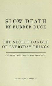 Cover of: Slow Death by Rubber Duck | Rick Smith