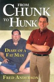 Cover of: From Chunk to Hunk | Fred Anderson