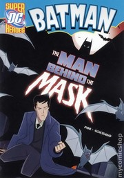 Cover of: Batman-The Man Behind the Mask-With Book | Homestar