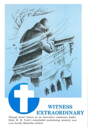 Cover of: Witness Extraordinary | J.A. Froese