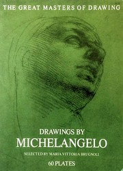 Drawings by Michelangelo (The Great Masters of Drawing)