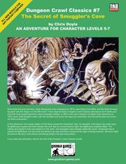 Cover of: Dungeon Crawl Classics #7 | Chris Doyle