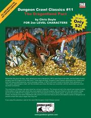 Cover of: Dungeon Crawl Classics #11 | Chris Doyle