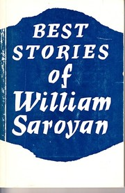 Cover of: Best stories of William Saroyan | William Saroyan