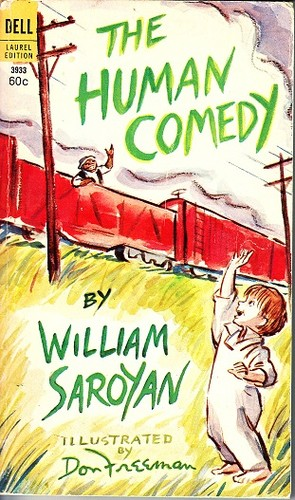 The human comedy by William Saroyan
