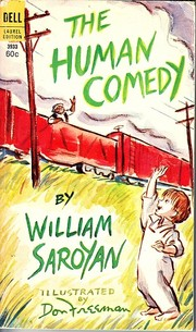 Cover of: The human comedy | William Saroyan