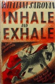 Cover of: Inhale & exhale | William Saroyan