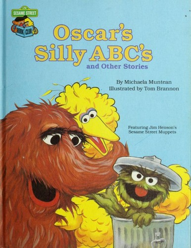 Oscar's Silly  Abc's and other stories by Golden Books