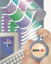 Cover of: An  introduction to digital color printing by Agfa-Gevaert.