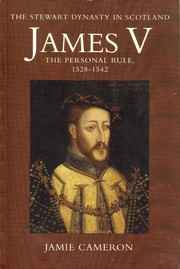 Cover of: James V | Jamie Cameron
