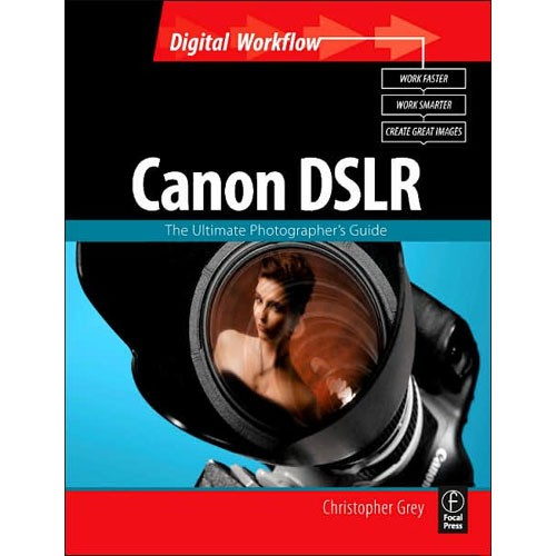 Canon DSLR by Christopher Grey