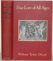 Cover of: Star Lore of All Ages by William Tyler Olcott