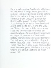 Cover of: Global friends of Scotland | Ferenc Morton Szasz