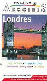 Cover of: Londres | Heidede Carstensen
