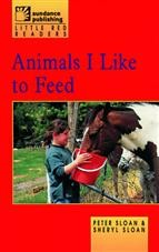 Cover of: Animals I Like to Feed | Peter Sloan
