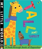 Cover of: Tall and Short | Jonathan Litton