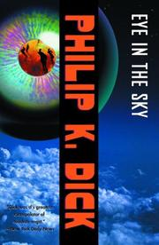 Cover of: Eye in the sky by Philip K. Dick