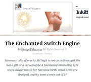Cover of: The Enchanted Switch Engine | George Palaganas