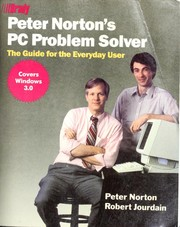 Cover of: PC Problem Solver by Peter Norton