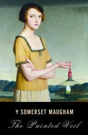 Cover of: The painted veil by W. Somerset Maugham
