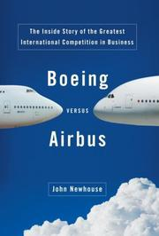 Cover of: Boeing versus Airbus | John Newhouse