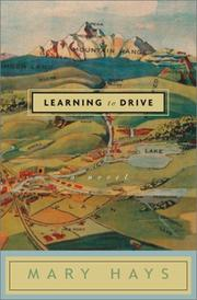 Cover of: Learning to drive | Mary Hays