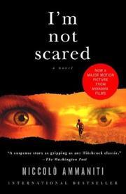 Io non ho paura book english translation