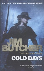 Cover of: Cold Days | Jim Butcher