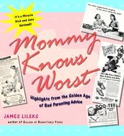 Cover of: Mommy Knows Worst | James Lileks