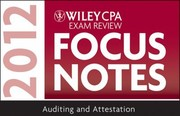 Cover of: Wiley Cpa Examination Review Focus Notes | Kevin Stevens
