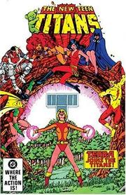 Cover of: New Teen Titans, The | Marv Wolfman