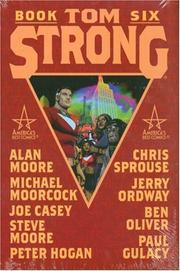 Cover of: Tom Strong - Book Six (Tom Strong) | Alan Moore